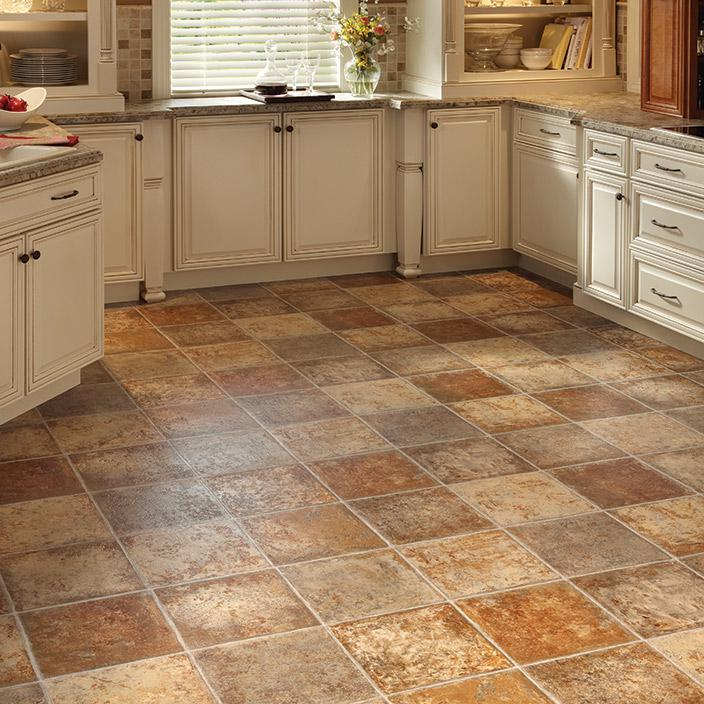 Lino Floor Tiles Installation, Vinyl Flooring, Virginia